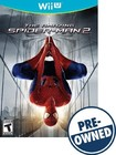 The Amazing Spider-Man 2 - PRE-OWNED - Nintendo Wii U
