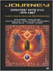 Journey: Greatest Hits DVD 1978-1997 - Videos and Live Performances (DVD) (Eng) 2003