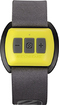 Scosche - RHYTHM Armband Pulse Monitor - Yellow/Black