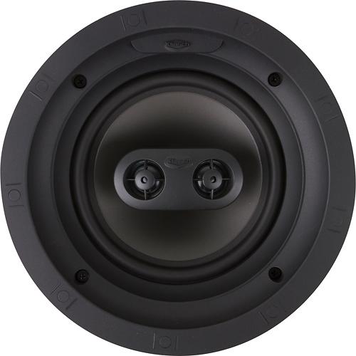 "Klipsch - 6-1/2"" In-Ceiling Speaker (Each) - White"