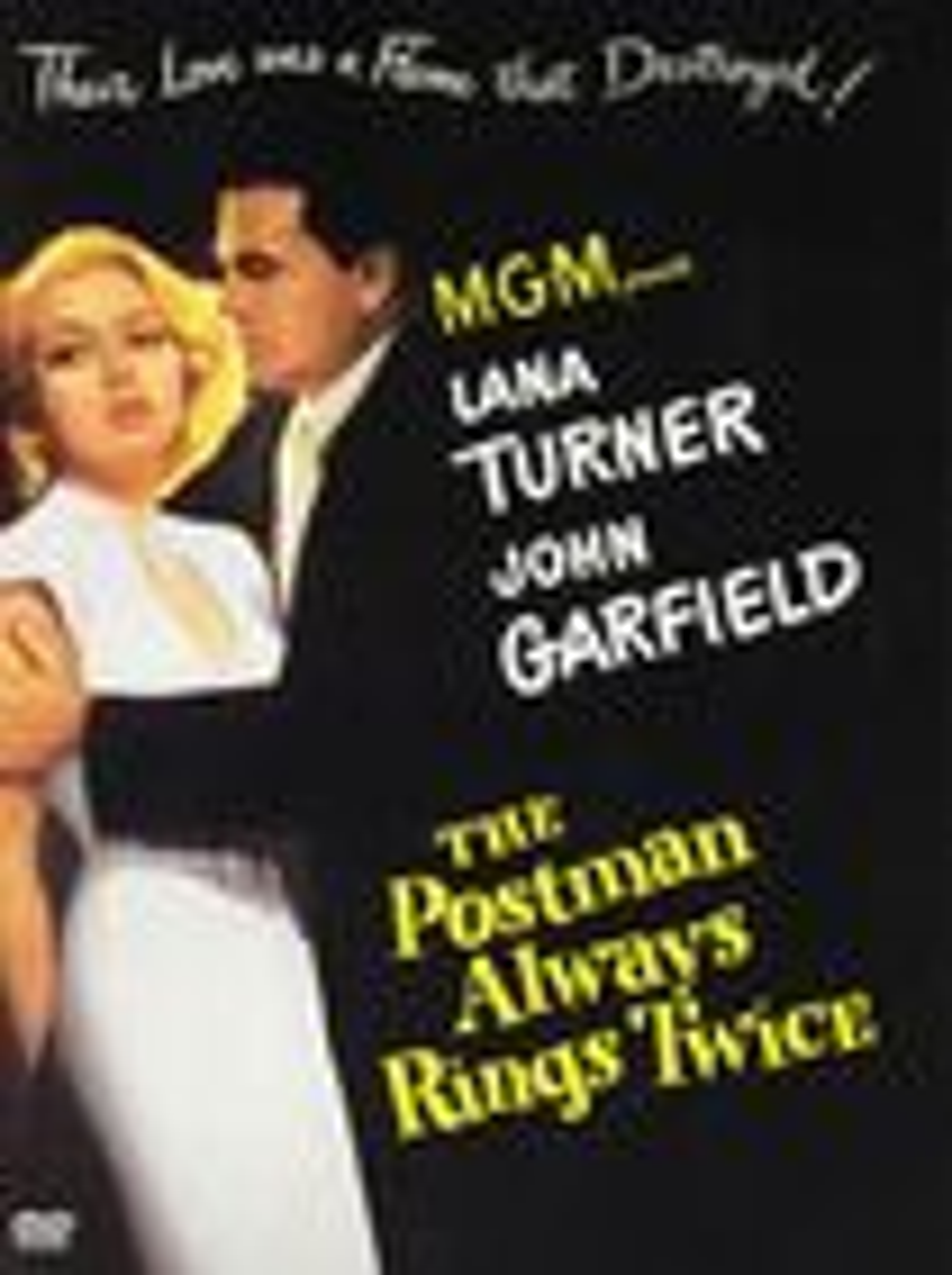 The Postman Always Rings Twice (dvd) 6120725