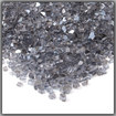 Real Flame - Fire Glass Filler - Gray