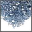 Real Flame - Fire Glass Filler - Blue