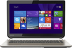 "Toshiba - Satellite 14"" Touch-Screen Laptop - Intel Core i5 - 6GB Memory - 750GB Hard Drive - Satin Gold"