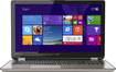 "Toshiba - Radius 2-in-1 15.6"" Touch-Screen Laptop - Intel Core i7 - 8GB Memory - 1TB Hard Drive - Satin Gold"