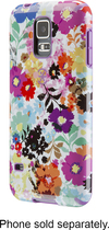 Speck - Case for Samsung Galaxy S 5 Cell Phones - White/Purple
