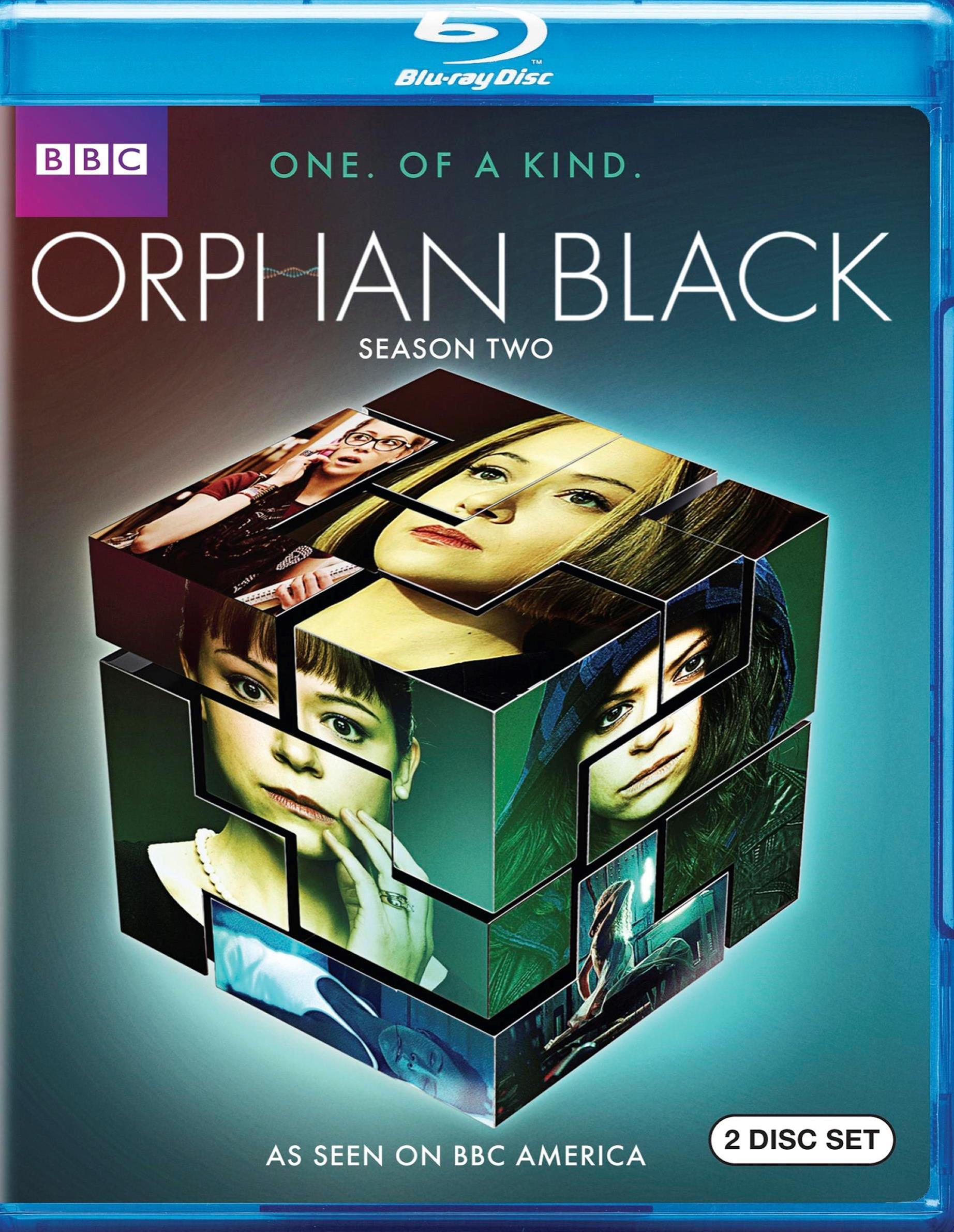 Orphan Black: Season Two [2 Discs] [blu-ray] 6131079