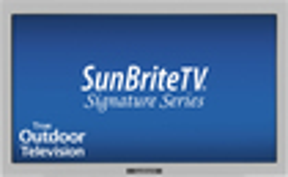 "SunBrite TV - Signature Series - 32"" Class (32"" Diag.) - LED - Outdoor - 1080p - 60Hz - HDTV - Silver"