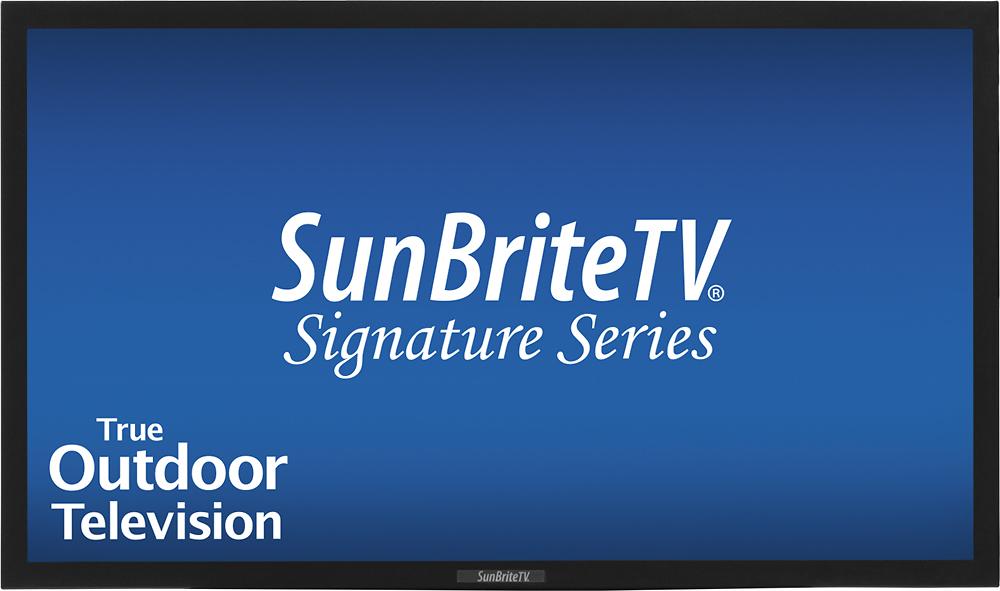 """SunBrite TV - Signature Series - 46"""" Class (46"""" Diag.) - LED - Outdoor - 1080p - HDTV - Black"""