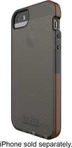 Tech21 - Impact Check Case for Apple® iPhone® 5 and 5s - Smokey
