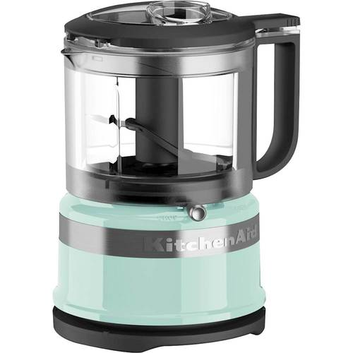 Ordinaire KitchenAid   3.5 Cup Mini Food Processor   Ice   Larger Front