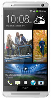 HTC - One Max 4G Cell Phone (Unlocked) - Silver
