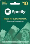 Spotify - 1-Month Spotify Premium Music Download Card - Green