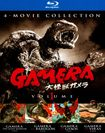 Gamera: 4-movie Collection, Vol. 1 [blu-ray] 6140296