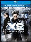 X2: X-Men United (Blu-ray Disc) (2 Disc) (Ultraviolet Digital Copy) 2003