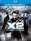 X2: X-men United [2 Discs] [includes Digital Copy] [ultraviolet] [blu-ray] 6141057