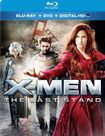 X-men 3: The Last Stand [2 Discs] [includes Digital Copy] [ultraviolet] [blu-ray/dvd] 6141108