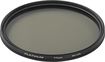 Platinum - 77mm Circular Polarizer Lens Filter - Clear