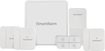 iSmartAlarm - Home Security System Plus Wireless Security System - White
