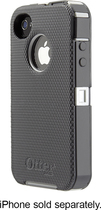 OtterBox - Defender Series Case for Apple® iPhone® 4 and 4S - Glacier