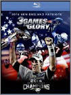 NFL: 3 Games to Glory IV (Blu-ray Disc) (3 Disc) 2015