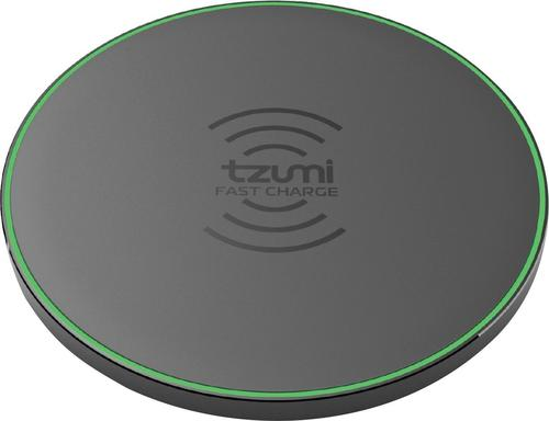Tzumi Hypercharge 10 Watt Wireless Charging Pad Black 5458bb Best Buy