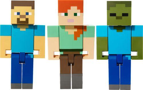 mine craft characters