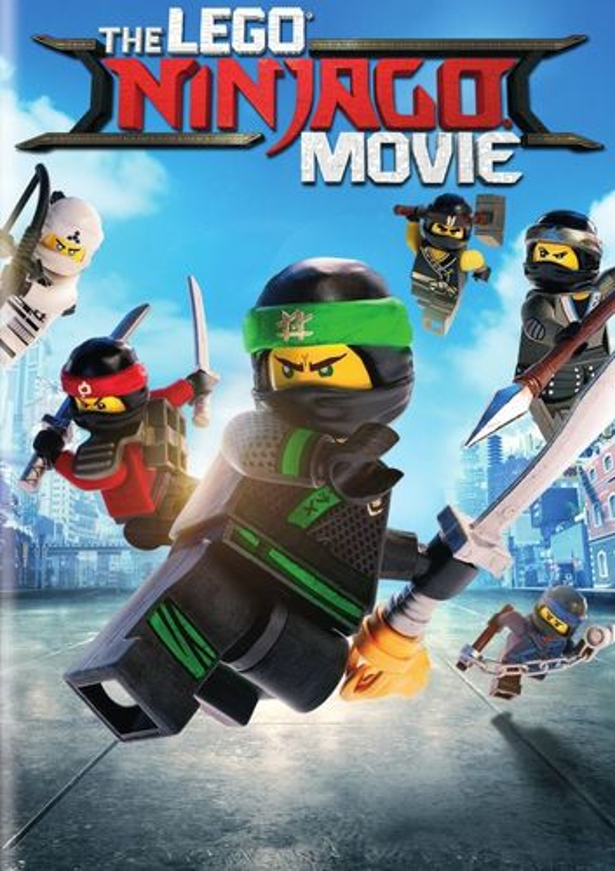 Re: LEGO® Ninjago® film / The Lego Ninjago Movie (2017)