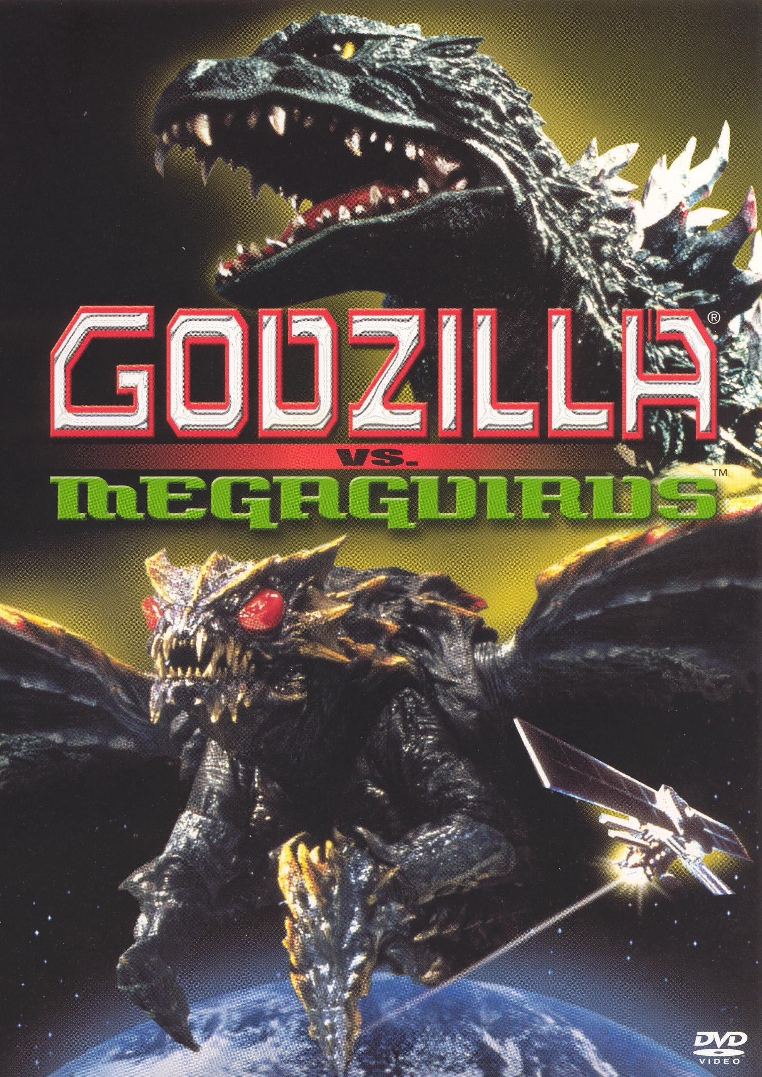Godzilla Vs. Megaguirus (dvd) 6162617
