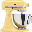 KitchenAid - Tilt-Head Stand Mixer - Majestic Yellow