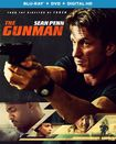 The Gunman [2 Discs] [ultraviolet] [with Digital Copy] [blu-ray/dvd] 6163305