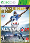 Madden NFL 16 Deluxe Edition - Xbox 360