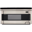 Sharp - 1.5 Cu. Ft. Over-the-Range Microwave - Stainless Steel