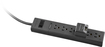 Insignia™ - 6-Outlet Surge Protector with USB Adapter