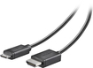 Insignia™ - 4' High-Speed HDMI-to-Mini HDMI Cable - Black
