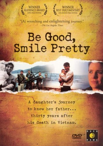Be Good, Smile Pretty (DVD)