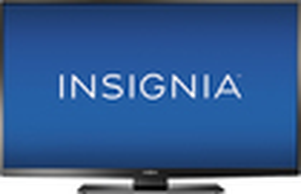 "Insignia™ - 65"" Class (64-1/2"" Diag.) - LED - 1080p - HDTV - Black"