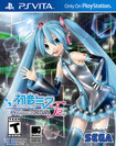 Hatsune Miku: Project DIVA F 2nd - PS Vita