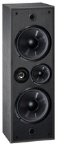 "BIC America - Dual 6.5"" 3-Way Indoor/Outdoor LCR Speaker (Each) - Black"