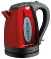 Hamilton Beach - 7.2-Cup Electric Kettle - Red/Black