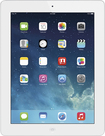 Apple® - iPad® with Retina display with Wi-Fi - 16GB - White