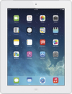 Apple® - iPad® with Retina display with Wi-Fi + Cellular - 32GB - (Verizon Wireless) - White