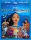 Pocahontas/pocahontas Ii: Journey To A New World [2 Discs] [blu-ray] 6209329