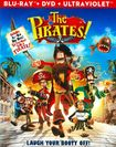 The Pirates! Band Of Misfits [2 Discs] [includes Digital Copy] [ultraviolet] [blu-ray/dvd] 6209461