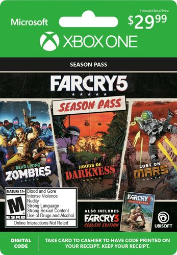 far cry 5 game for pc