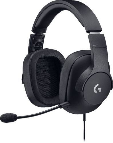 Logitech - G PRO Wired Surround Sound Gaming Headset for PC ac557b52f20d