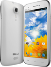 Blu - Studio 5.0 II 4G Cell Phone with 4GB Memory (Unlocked) - White