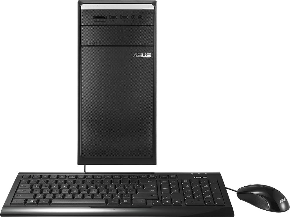 Asus - Essentio Desktop - AMD A8-Series - 8GB Memory - 1TB Hard Drive