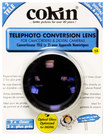 Cokin - 200 2x Digi Telephoto Conversion Lens For Select Digital Cameras And Camcorders