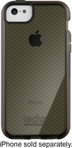 Tech21 - Impact Check Case for Apple® iPhone® 5c - Smokey Gray